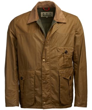 Men's Barbour Dalby Wax Jacket - Sand