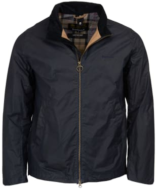 Men's Barbour Lightweight Admiralty Waxed Jacket - Royal Navy