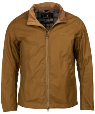 Men's Barbour Lightweight Admiralty Waxed Jacket - Sand