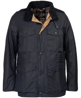 Men's Barbour Lightweight Orel Waxed Jacket
