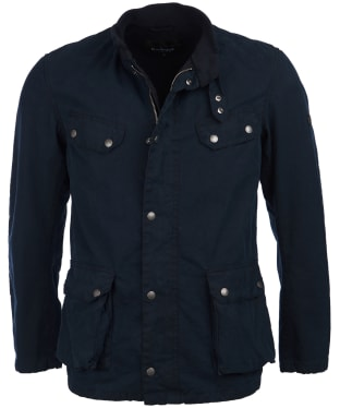 Men's Barbour International Caxton Waxed Jacket