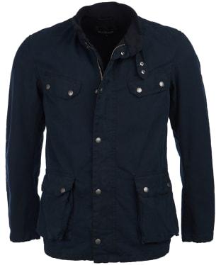 Men's Barbour International Caxton Waxed Jacket