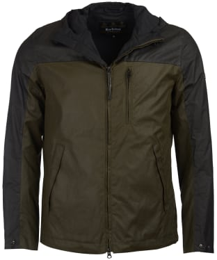 Men's Barbour International Lanark Waxed Jacket