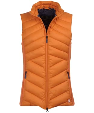 Women's Barbour Pebble Gilet - Marigold