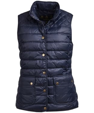 Women's Barbour Dovedale Gilet - Navy