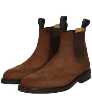 Men's Dubarry Fermanagh Chelsea Boots - Walnut