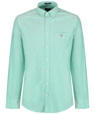 Men's Gant Regular Oxford Shirt - Blarney Green