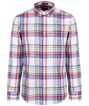 Men's GANT Madras Classic Shirt