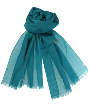 Women's Seasalt Pretty Useful Scarf - Emerald