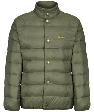 Boy's Barbour Sergeant Quilted Jacket, 2-9yrs
