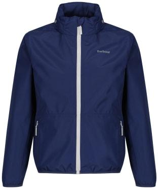 Boy's Barbour Terrace Waterproof Jacket 10-15yrs - Regal Blue