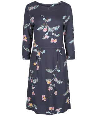 Women's Joules Beth Dress - Soft Grey Floral