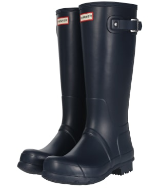 Men's Hunter Original Tall Wellington Boots - Navy
