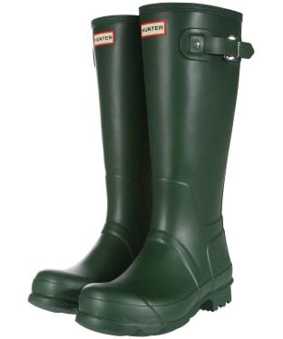 Men's Hunter Original Tall Wellington Boots - Hunter Green