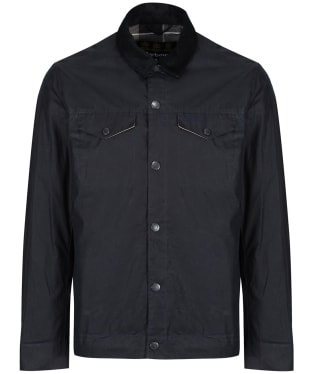 Men's Barbour x Sam Heughan Waxed Jacket - Royal Navy