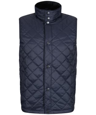 Men's Barbour x Sam Heughan Cagney Gilet - Navy