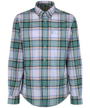 Men's Barbour Highland 6 Regular Shirt - White