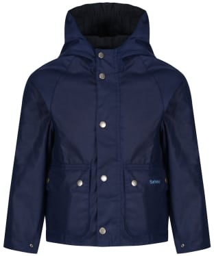 Boy's Barbour Pass Waxed Jacket, 2-9yrs