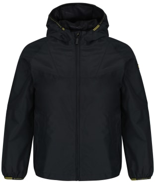 Boys Barbour International Grange Waterproof Parka Jacket, 10-15yrs - Black