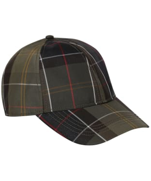 Men's Barbour Tarset Tartan Cap