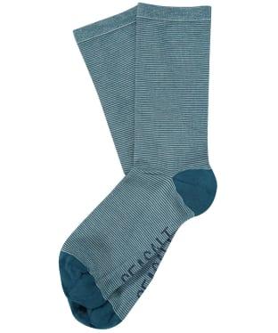 Women's Seasalt Everyday Socks - Garrows Estuary