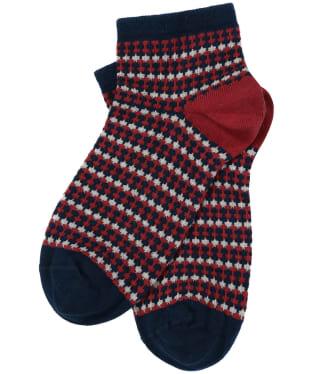 Women's Seasalt Ebb Tide Socks - Piper Night