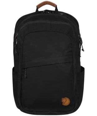 Fjallraven Raven 28L Backpack - Black