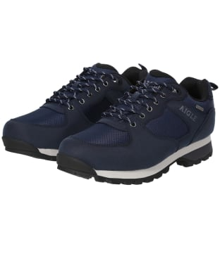 Men's Aigle Plutno MTD Shoes - Dark Navy