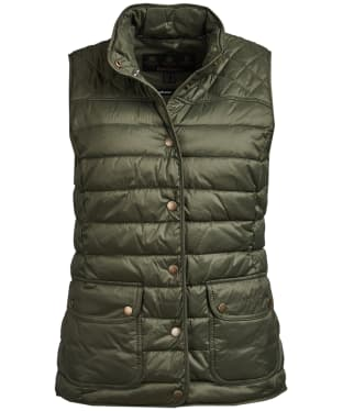 Women's Barbour Dovedale Gilet - Olive