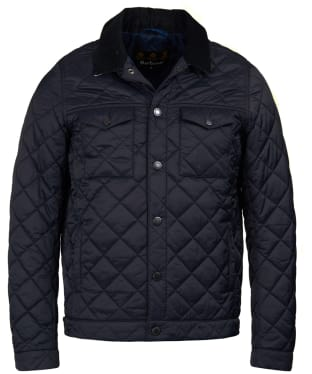 Men's Barbour Pardarn Quilted Jacket