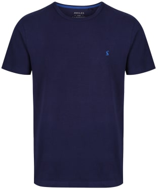 Men's Joules The Laundered Tee - French Navy