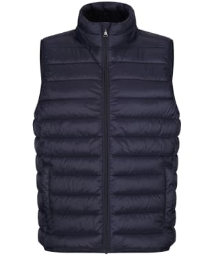 Men's Crew Clothing Lightweight Gilet - Dark Navy