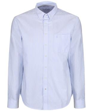 Men's Joules Laundered Oxford Shirt - Blue Stripe