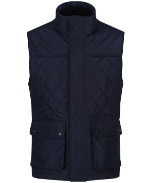 Men's Aigle Sicio Vest - Dark Navy