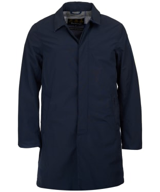Men's Barbour Trent Waterproof Jacket - Navy