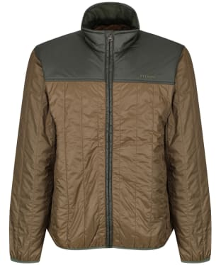 Men's Filson Ultra-Light Quilted Jacket - Field Olive