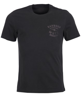 Men's Barbour International Mutt Tee - Black