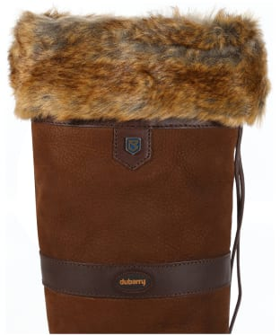 Women's Dubarry Boot Liners - Chinchilla