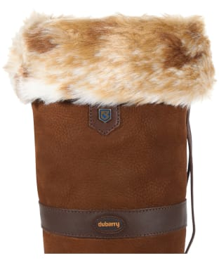 Women's Dubarry Boot Liners - Lynx