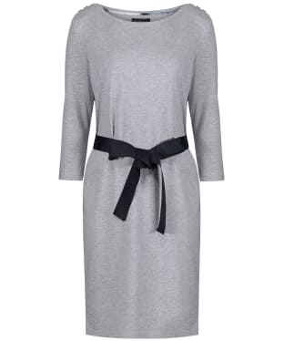 Women's Barbour Globe Dress - Light Grey Marl