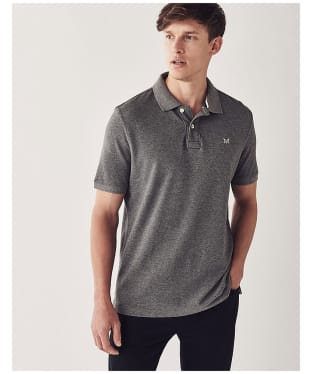 Men's Crew Clothing Classic Polo Shirt - Grey Marl