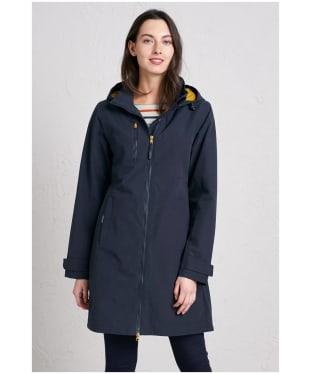 Women's Seasalt Coverack Waterproof Jacket - Midnight