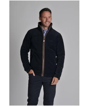 Men's Schoffel Cottesmore II Fleece Jacket - Slate Blue