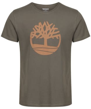 Men's Timberland Kennebec River Brand Tee - Grape Leaf Tree