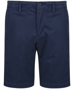 Men's Timberland Squam Lake Stretch Twill Chino Shorts - Dark Navy