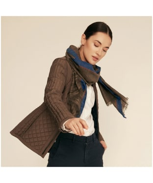 Women's Aigle Mujal Quilted Jacket - Bronze