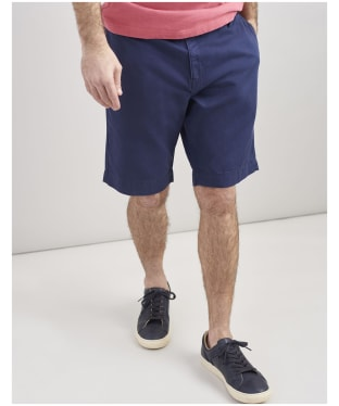 Men's Joules Laundered Chino Shorts - French Navy