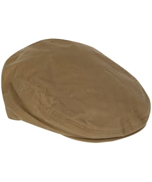 Men's Barbour Irvine Wax Cap - Khaki