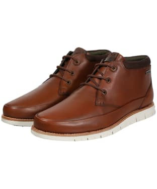 Men's Barbour Nelson Chukka Boots - Chestnut