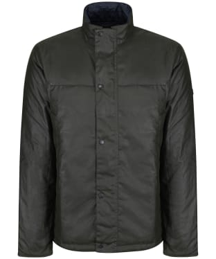 Men's Barbour International Peak Wax Jacket - Fern